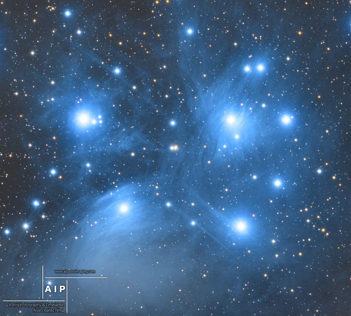 M45, aipastroimaging