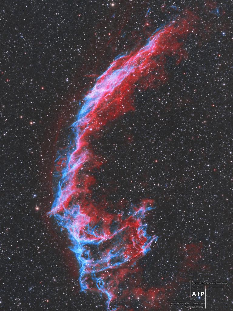 ngc6992, aipastroimaging, nebulosa velo